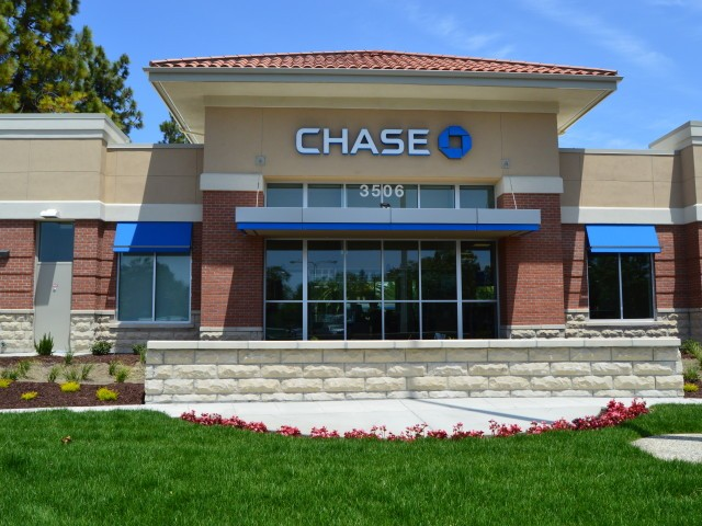 JPM Chase Bank – Pleasanton