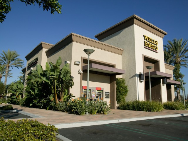 Wells Fargo Bank – Irvine