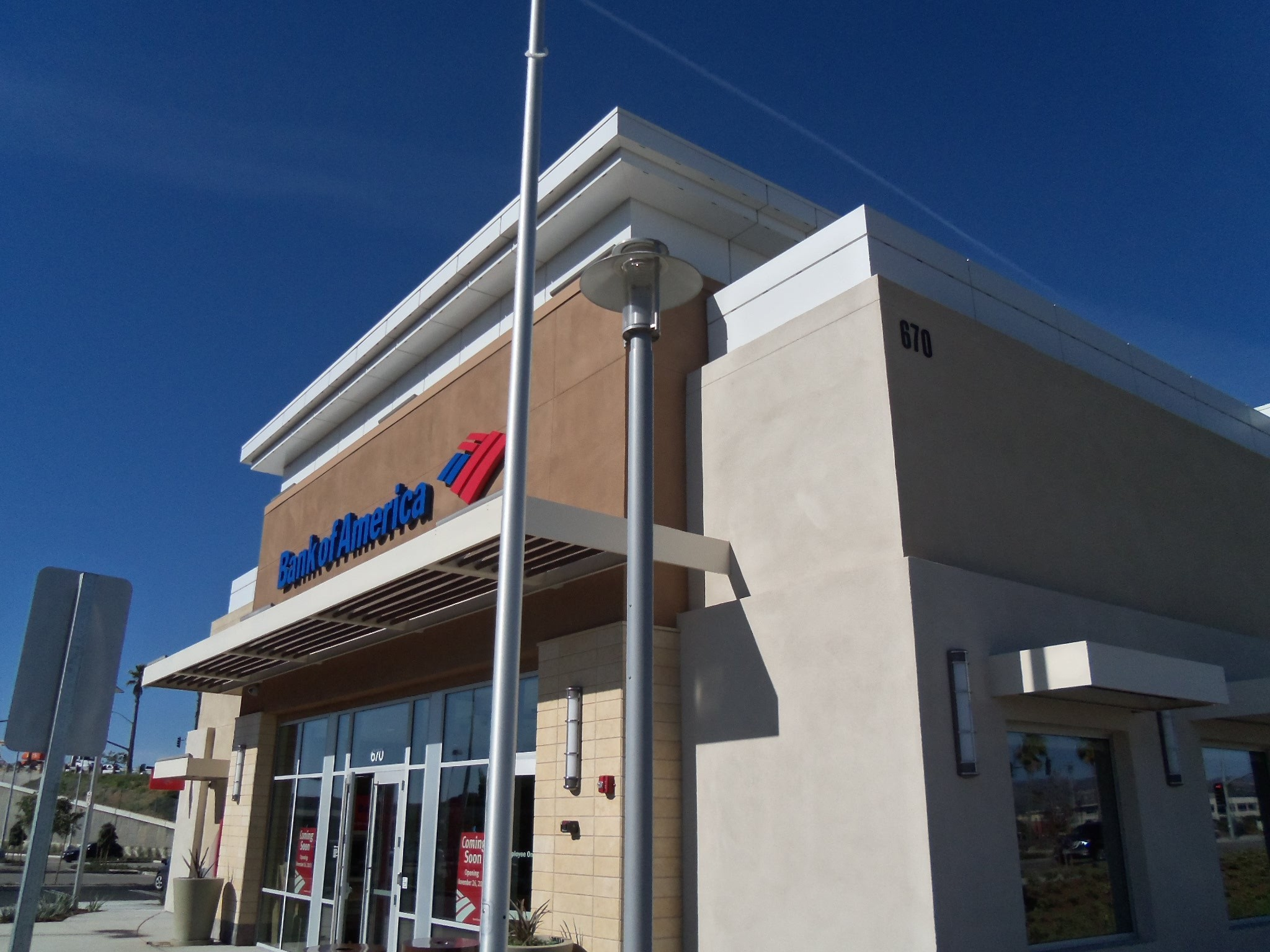 Bank of America (Riverpark)- Oxnard – DEB Construction, LLC