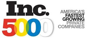 Inc. Magazine's 5,000 Fastest Growing Companies – 2017