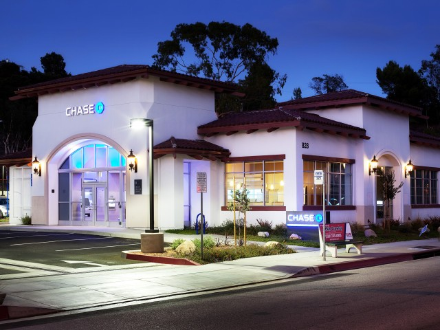 JPM Chase Bank – Rolling Hills Estates