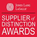 Jones Lang LaSalle Supplier of Distinction Award – 2010