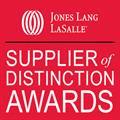 Jones Lang LaSalle Supplier of Distinction Award – 2010
