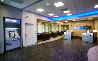 JP Morgan Chase – Lake Balboa Branch