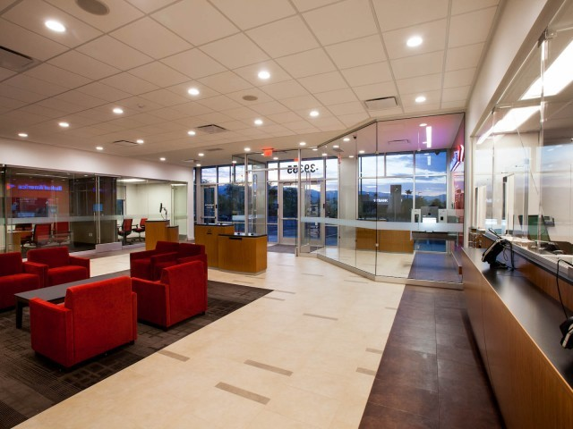 Bank of America, New Branch – Palm Desert