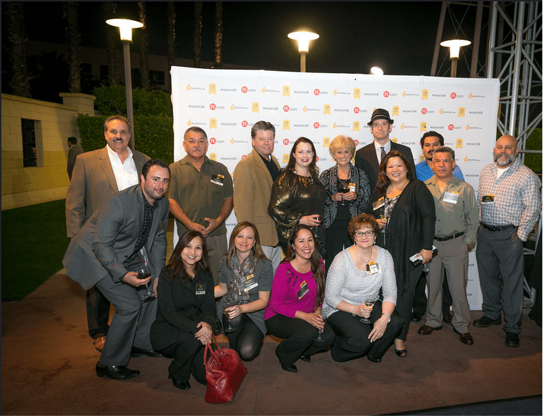 2015 Orange County's Top Workplaces awards dinner