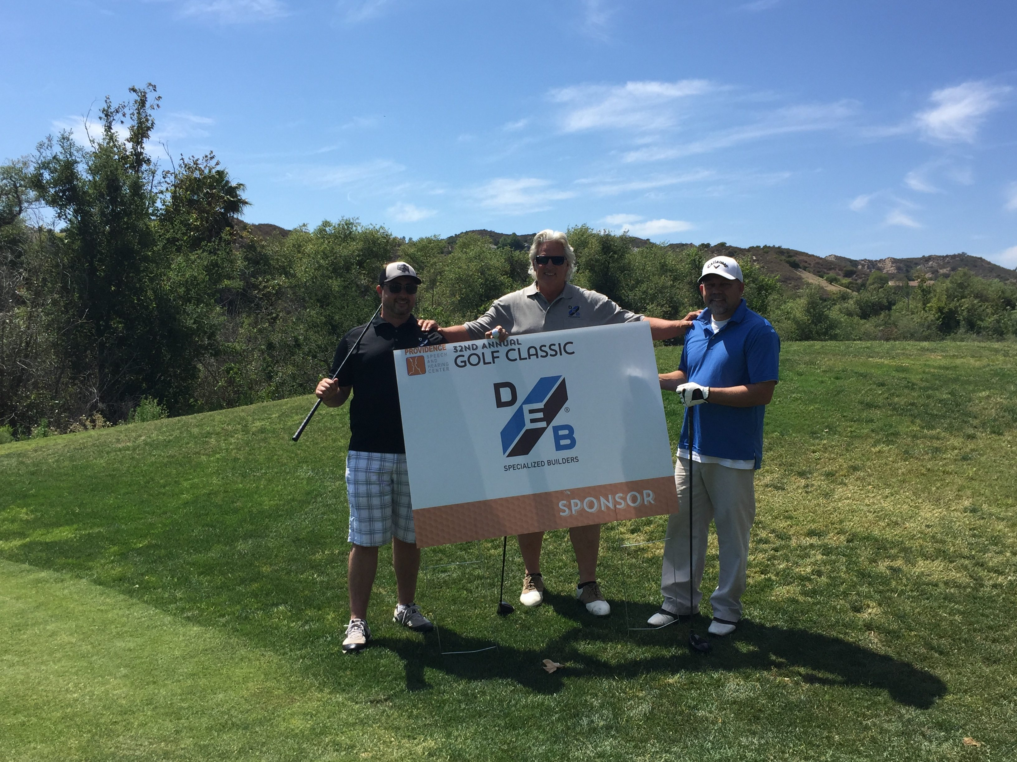 Providence Speech and Hearing Center – Golf Tournament