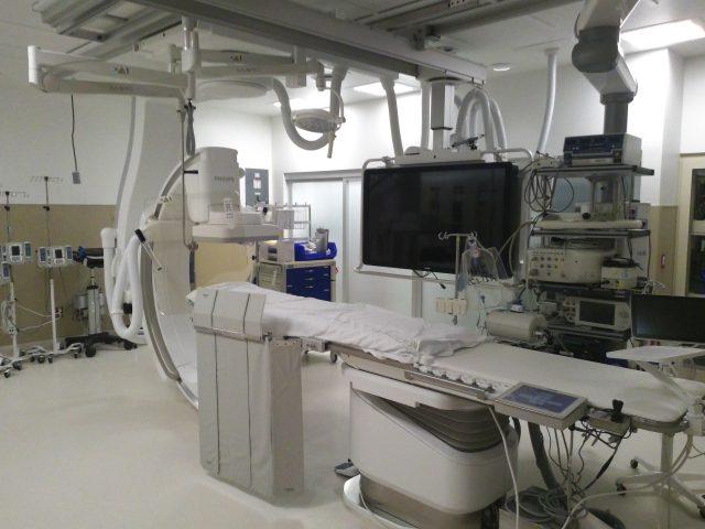 Hoag Hospital Cath Lab