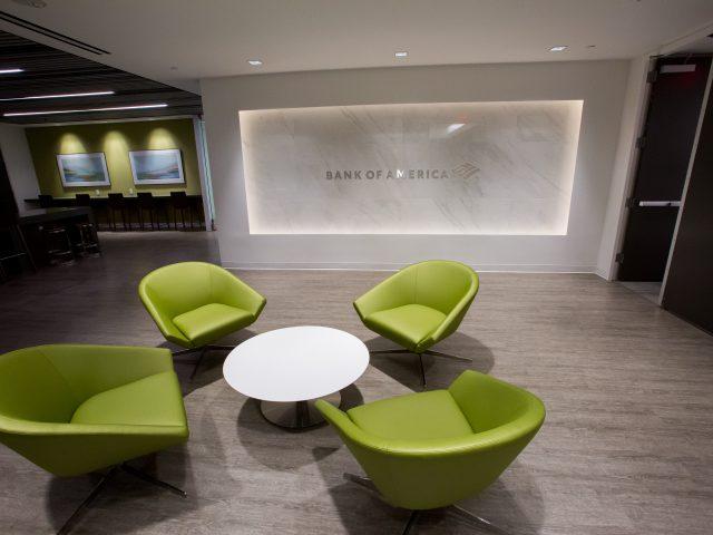 Bank of America Renovation – Glendale
