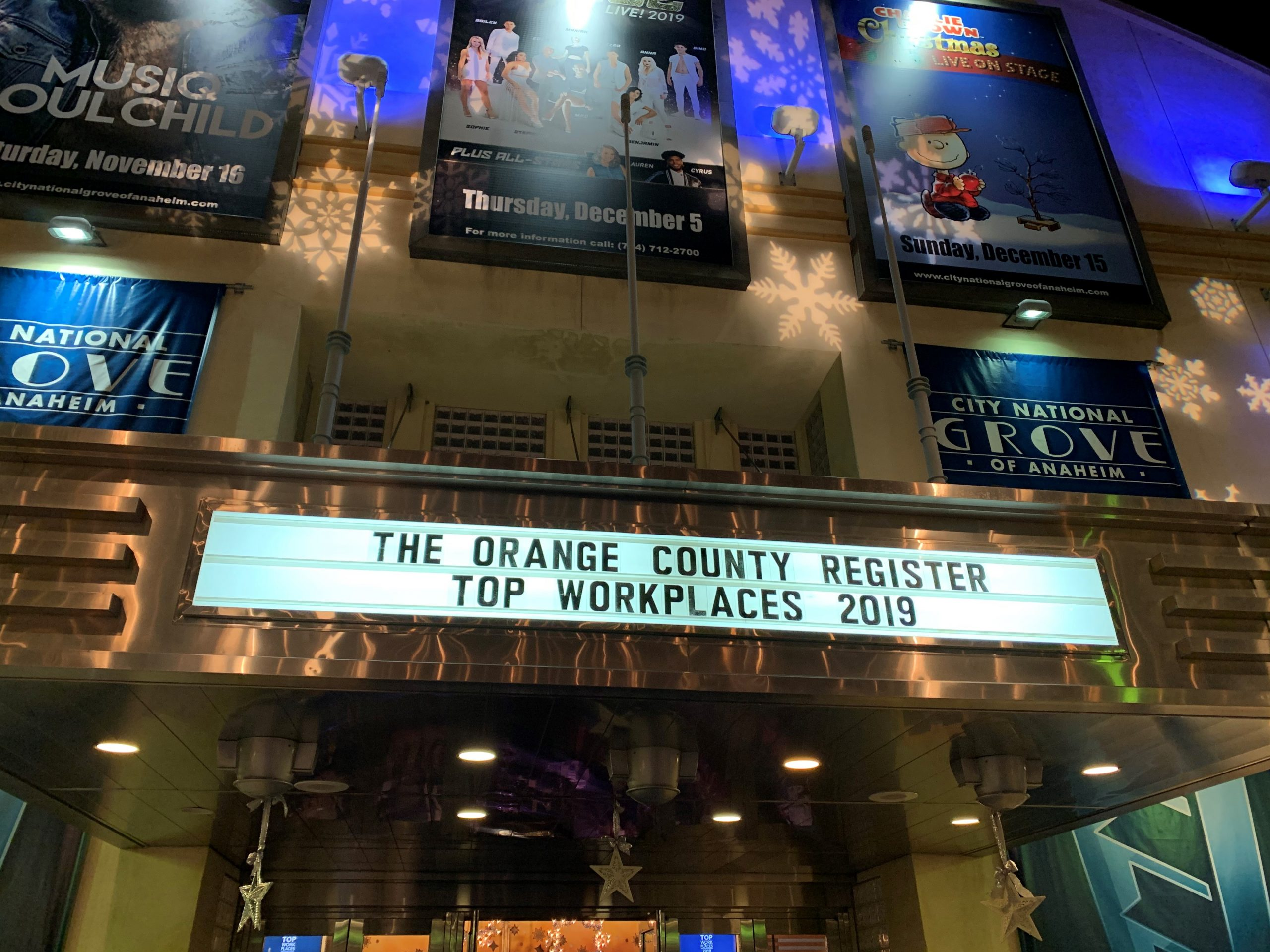 Top Workplace 5th Year in a Row!